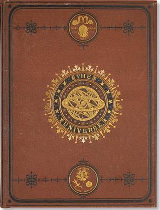 Boek cover Jrnl Universe van  (Hardcover)
