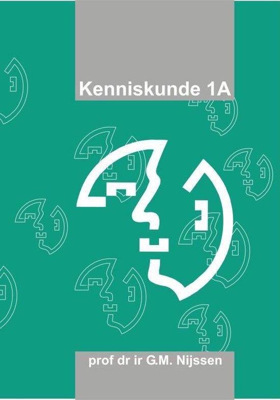 Kenniskunde 1A - G.M. Nijssen |