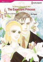 Omslag The Expectant Princess (Harlequin Comics)