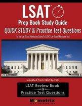 LSAT Prep Book Study Guide