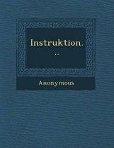 Instruktion...