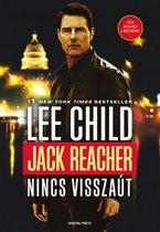 Omslag Jack Reacher - Nincs visszaút