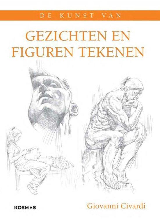 De kunst van gezichten en figuren tekenen - Giovanni Civardi |