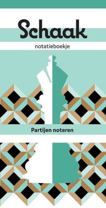 Schaak notatieboekje - Daniël Doorn  
