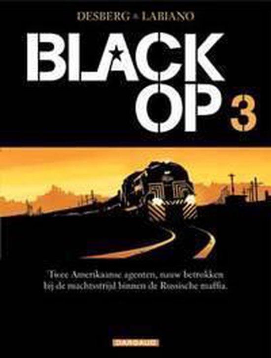 Black Op: 003 - Hugues Labiano |