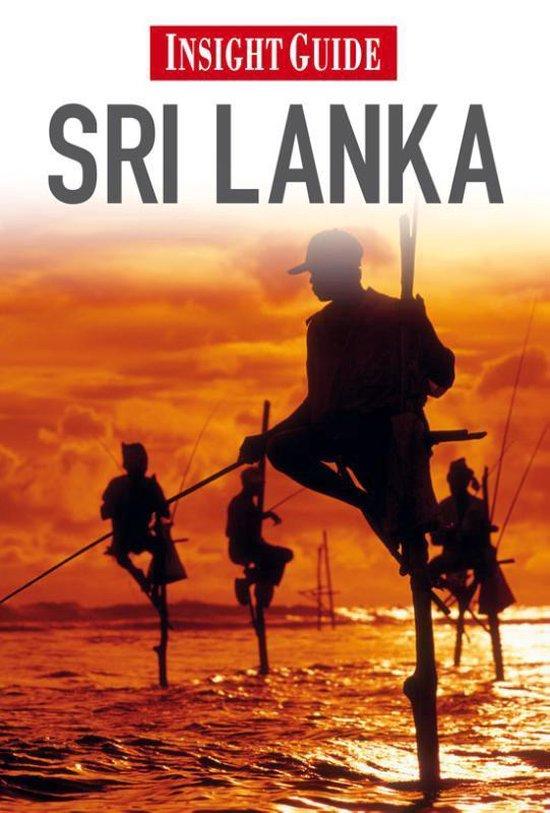 Insight guides - Sri Lanka - Malgorzata Anczewska |