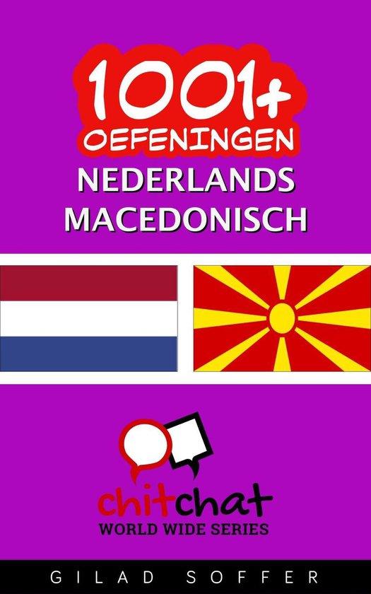 1001+ oefeningen nederlands - Macedonisch - Gilad Soffer |