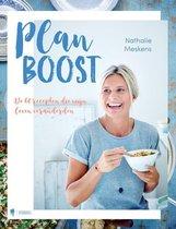 Boek cover Plan Boost van Nathalie Meskens (Hardcover)