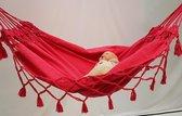 Baby hangmat Roze