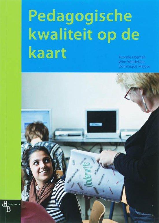Pedagogische Kwaliteit Op De Kaart - Y. Leeman | Fthsonline.com