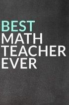 Best Math Teacher Ever