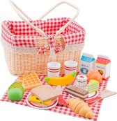 New Classic Toys Speelgoed Picknickmand Inclusief Accessoires