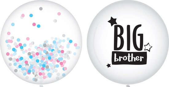 Mega Ballon Big Brother 40CM (2ST)