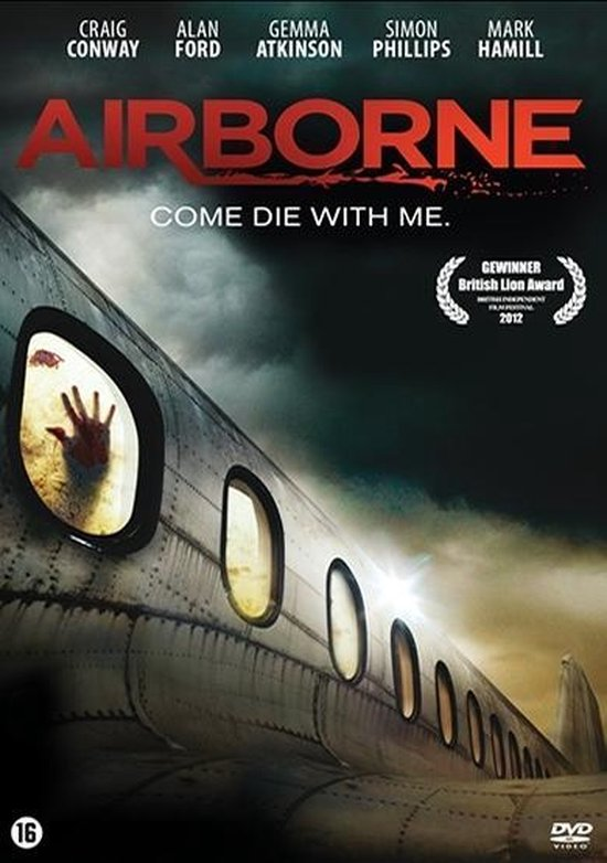 Cover van de film 'Airborne'