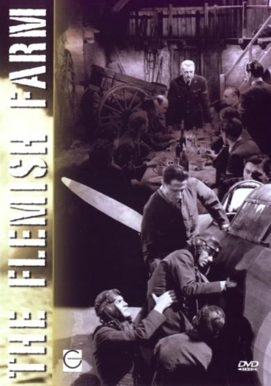 Cover van de film 'The Flemish Farm'