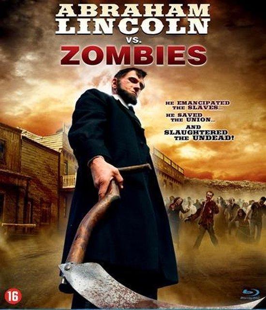 Cover van de film 'Abraham Lincoln Vs Zombies'