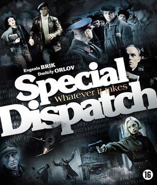 Cover van de film 'Special Dispatch'