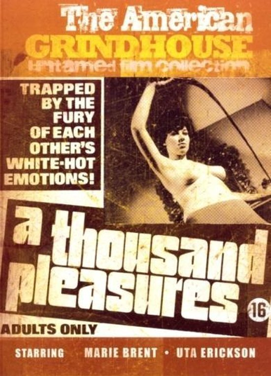 Cover van de film 'A Thousand Pleasures'