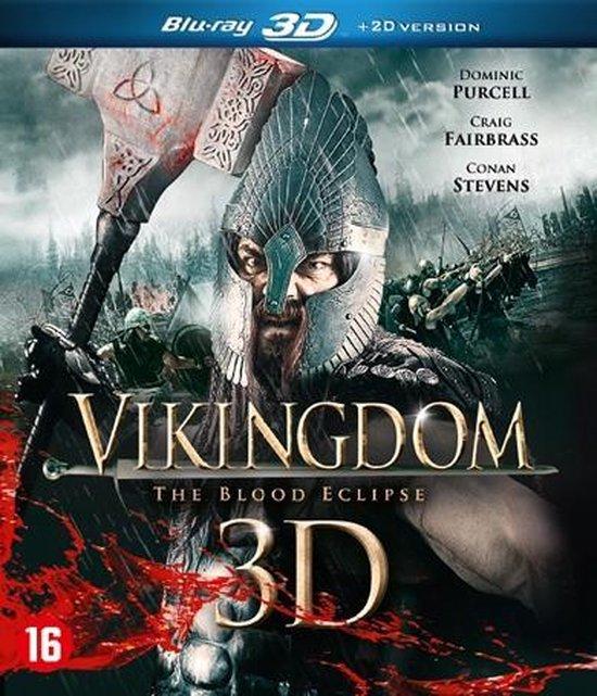 Cover van de film 'Vikingdom 3D'
