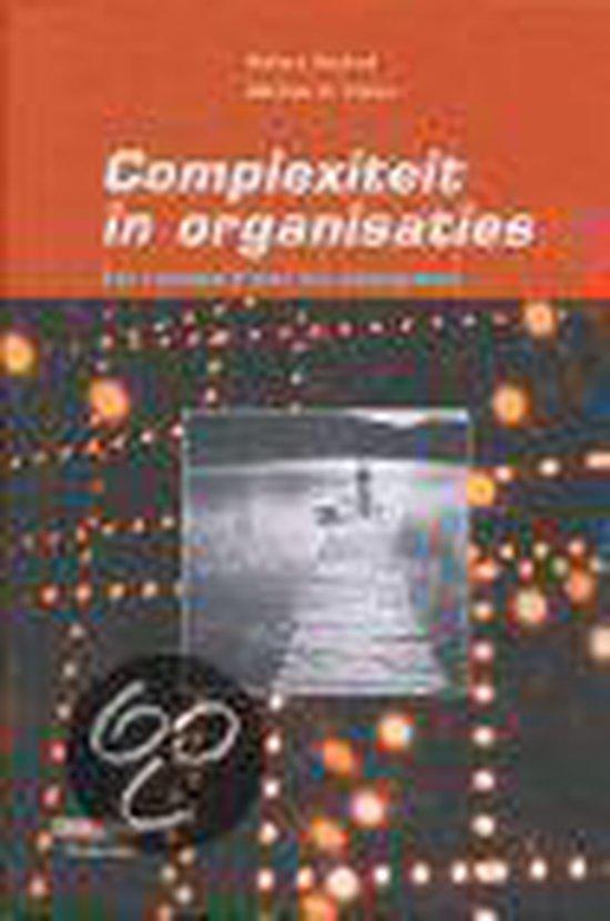 Verlichte visies voor professionals complexiteit in organisaties - Robert Axelrod |