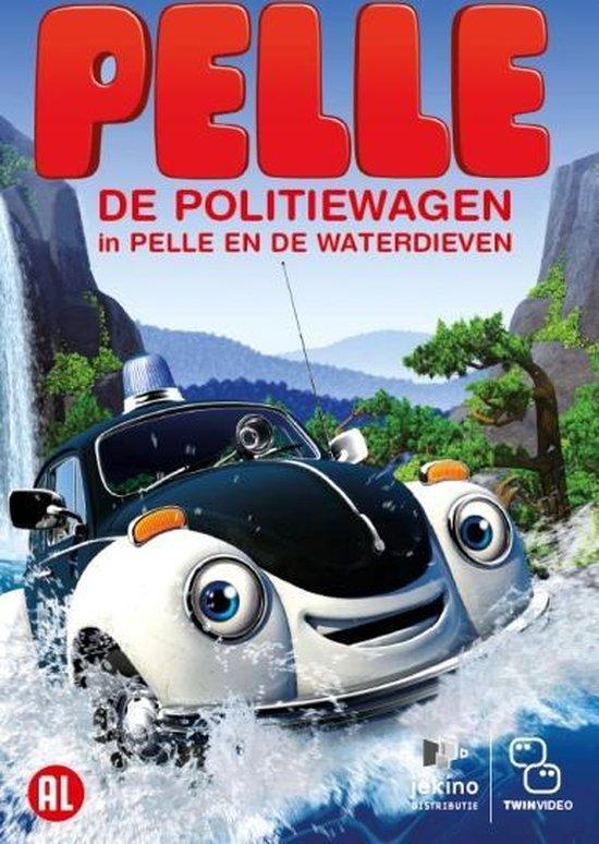 Cover van de film 'Pelle En De Waterdieven'