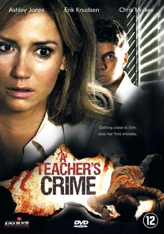 Cover van de film 'A Teacher's Crime'