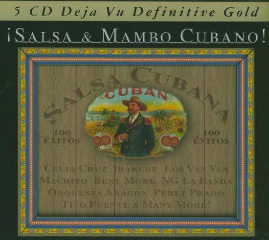 5-Cd Salsa Mamba Cubano