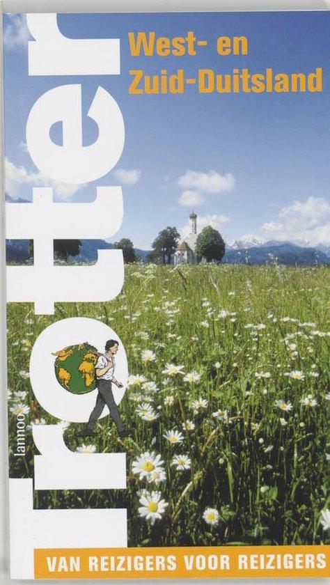 Cover van het boek ' West en Zuid Duitsland'