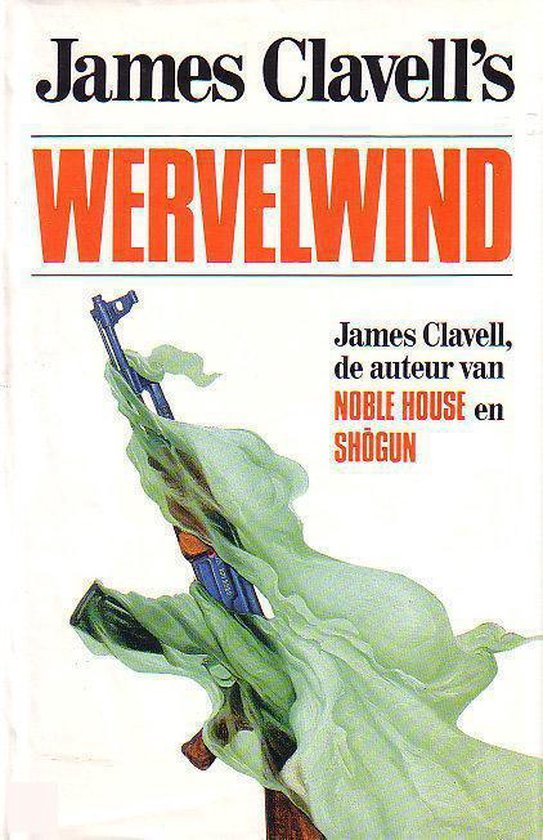 James Clavell's Wervelwind - Clavel-L |