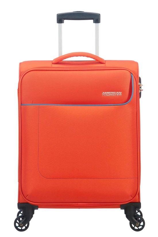 American Tourister Reiskoffer - Funshine Spinner 55/20 (Handbagage) Mandarina - American Tourister