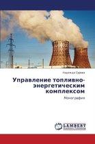 Upravlenie Toplivno-Energeticheskim Kompleksom