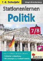 Stationenlernen Politik / Klasse 7-8