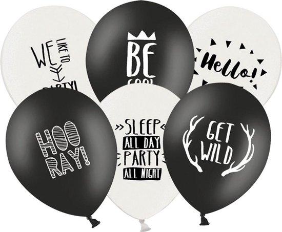 Ballonnen Mix