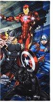 Strandlaken Marvel Avengers 70x140cm