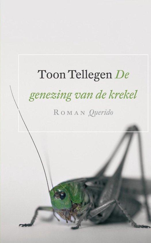 De genezing van de krekel - Toon Tellegen |