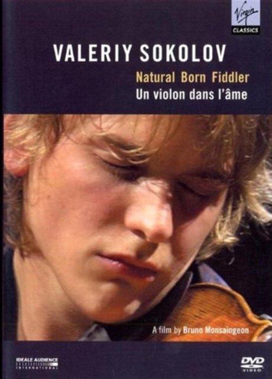 Cover van de film 'A Natural Born Fiddler'