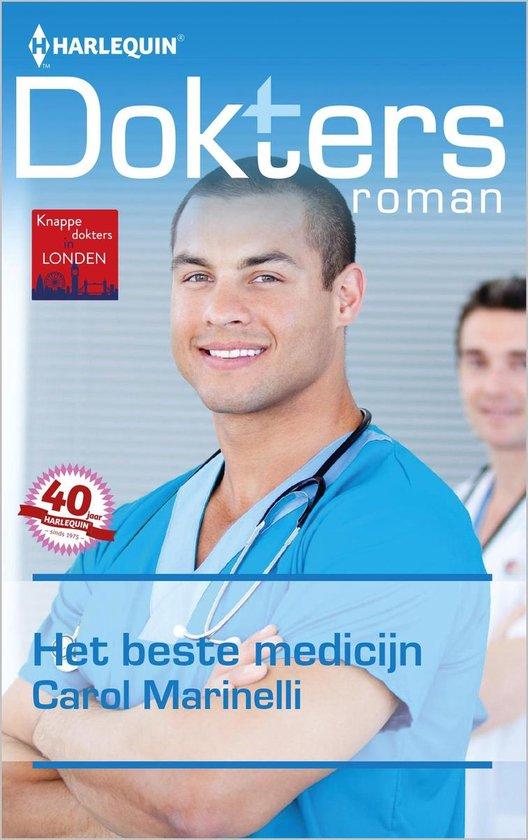 Het beste medicijn - Doktersroman 90B - Carole Marinelli |