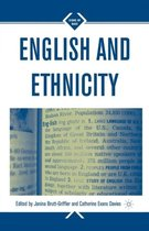 Boek cover English and Ethnicity van Davies, Glyn