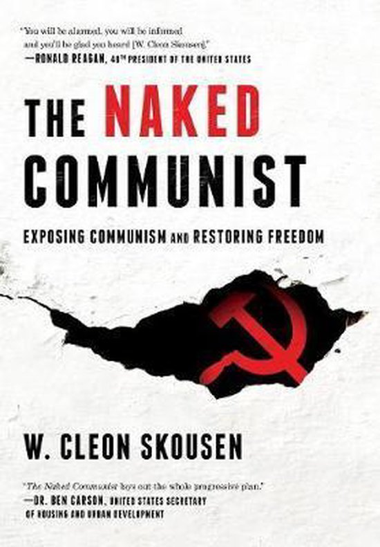 Afbeelding van The Naked Communist