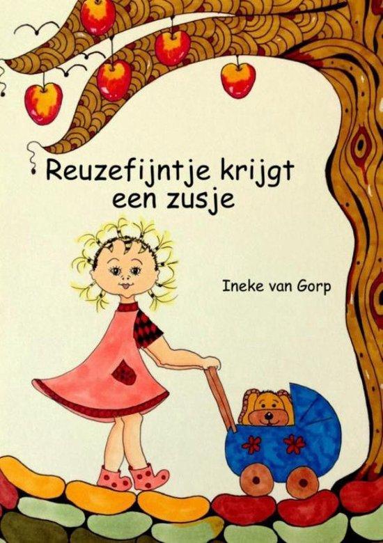 Reuzefijntje krijgt een zusje - Ineke van Gorp  