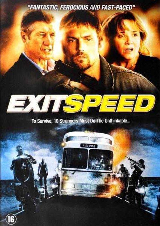 Cover van de film 'Exit Speed'