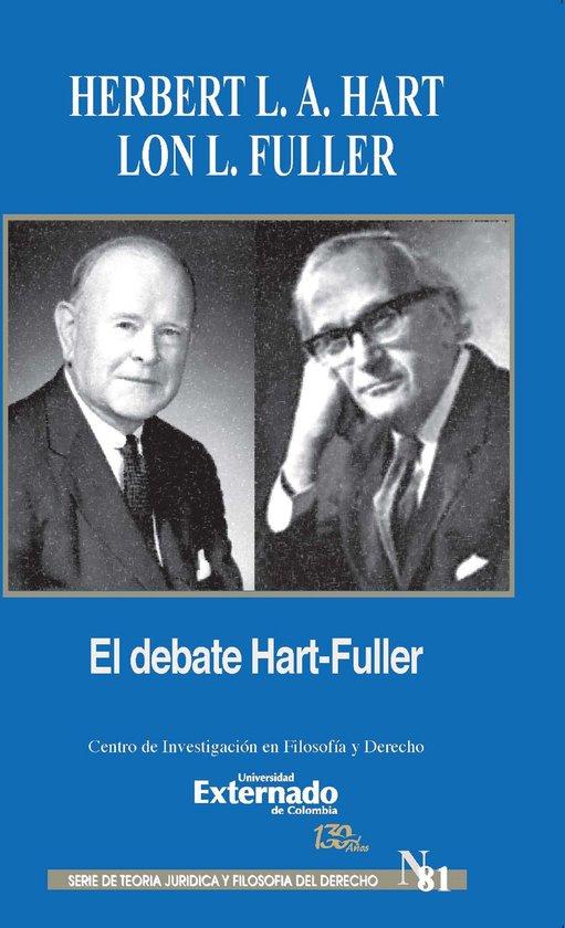 Boek cover El debate de Hart-Fuller van Herbert L. A. Hart (Onbekend)