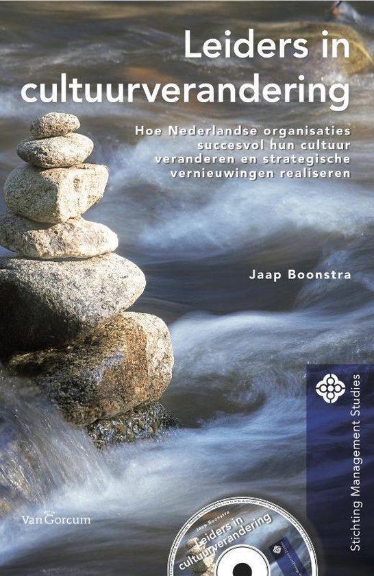 Leiders in cultuurverandering - Jaap Boonstra pdf epub