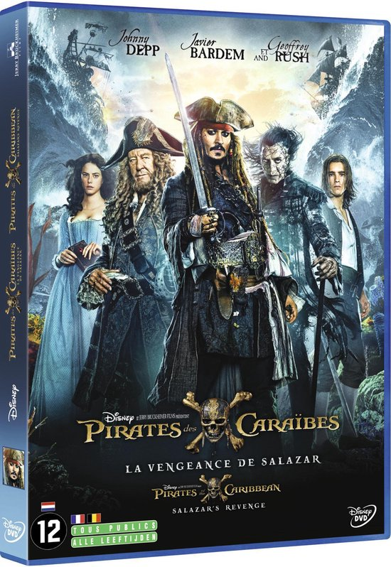Pirates of the Caribbean: Salazar's Revenge - Film