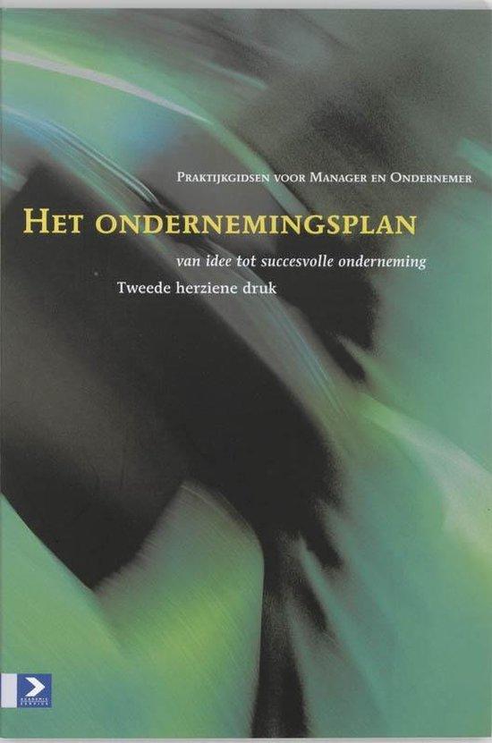 Praktijkgidsen voor manager en ondernemer - Het ondernemingsplan - Thinkthank pdf epub