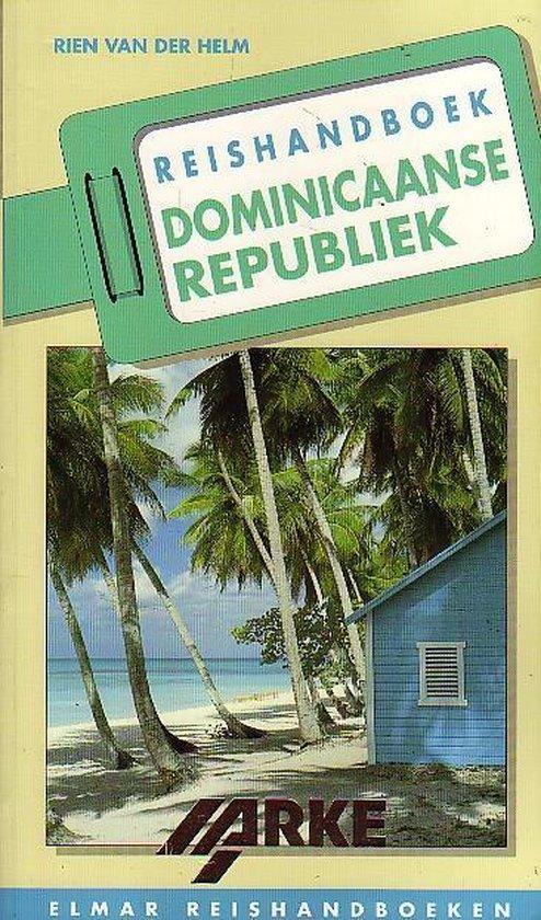 Reishandboek Dominicaanse Republiek - Rien van der Helm |