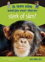Boek cover Ik lees slim met Spik en Spek: sterk of slim? van Anneriek van Heugten