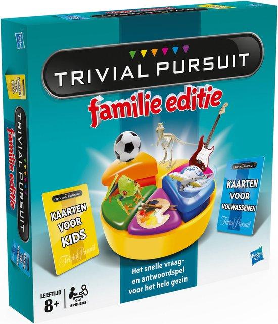 Trivial Pursuit Familie Editie - Bordspel