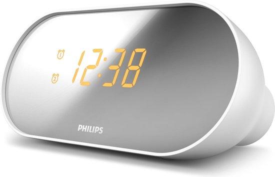 Philips AJ2000/12 - Wekkerradio - Wit