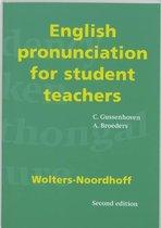 English pronunciation for student teachers